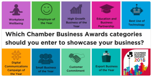 Chamber Business Awards 2018