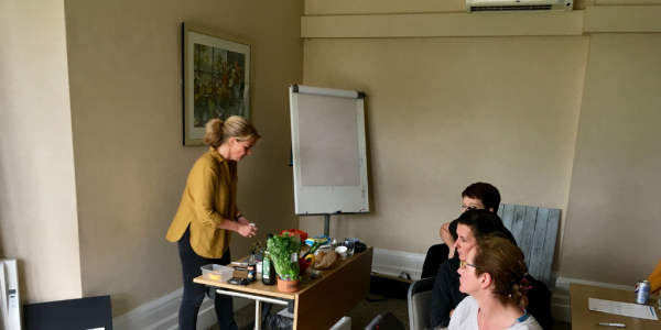 Training with Cumbria Growth Hub