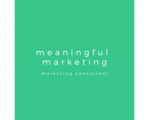 Meaningful Marketing