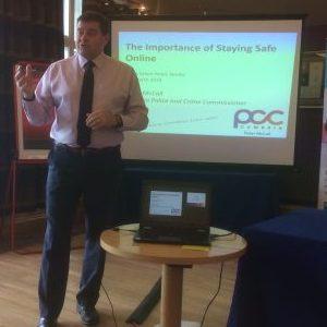Peter McCall, PCC