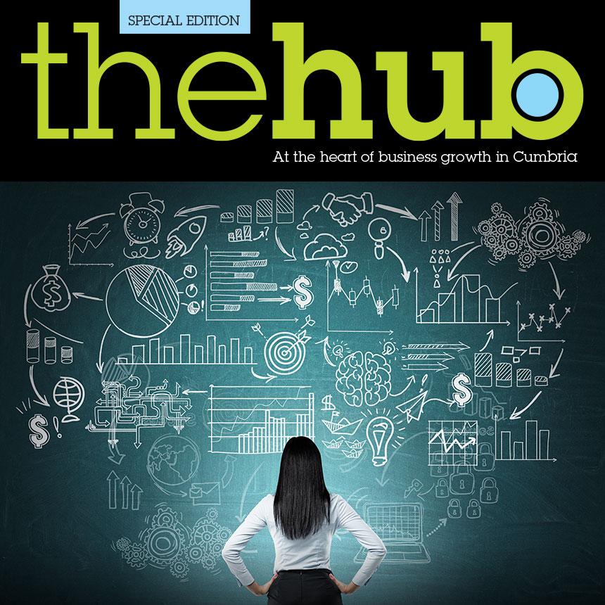 The Hub magazine