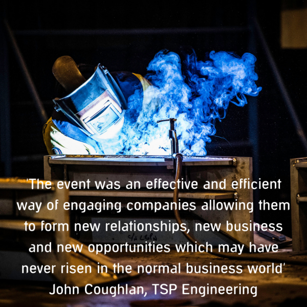 TSP Engineering testimonial