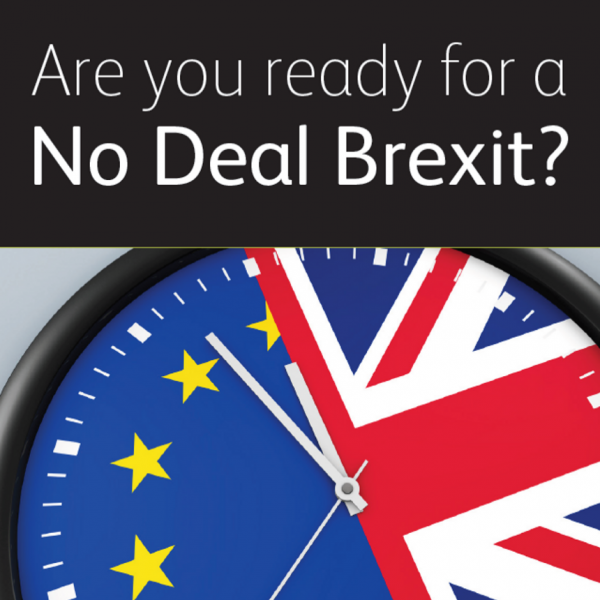 Are you ready for a no deal brexit?